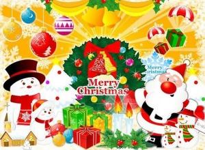 Selamat Hari Natal 2013