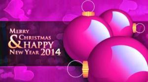 selamat natal 2013 dan tahun baru 2014